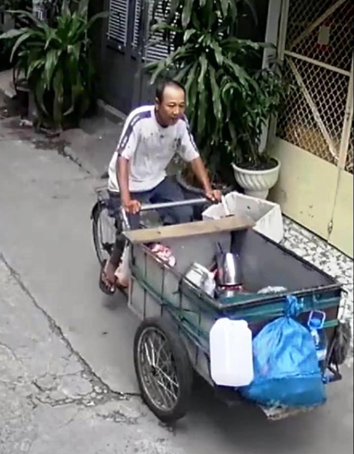 Người nhặt ve chai đâm chết đồng nghiệp trong cuộc nhậu vỉa hè - ảnh 1