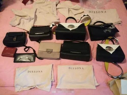 Yêu nữ hàng hiệu TQ trộm 10 chiếc túi đắt tiền làm của riêng - ảnh 4