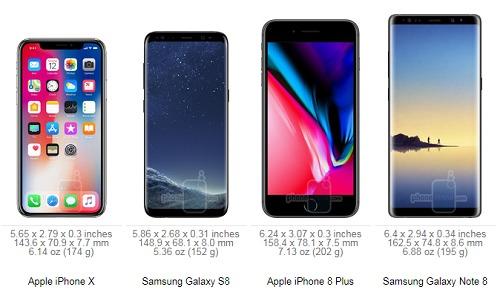 """Apple bị soán ngôi """"vua thiết kế"""" smartphone vì iPhone 8 - ảnh 5"""