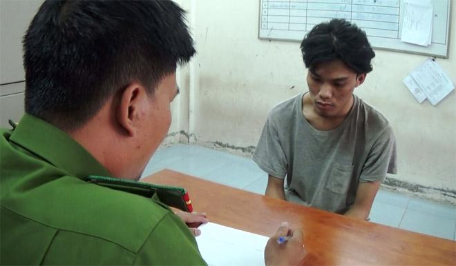 Táo tợn dùng vật giống kíp nổ để cướp ngân hàng ở Sài Gòn - ảnh 1