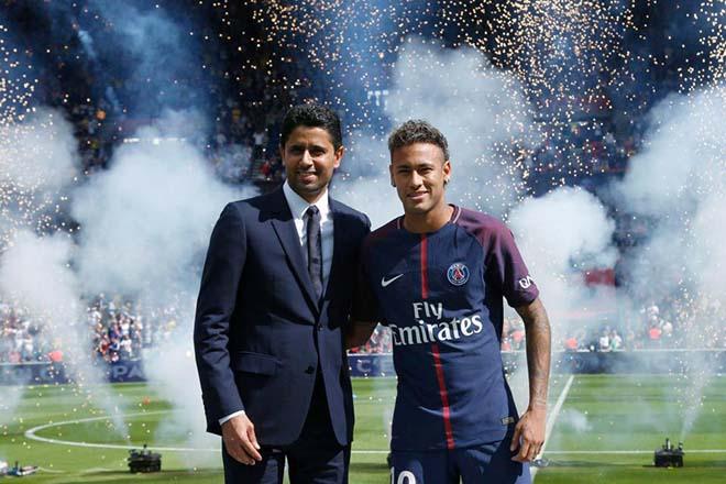 Chủ tịch PSG bị tố hối lộ, Neymar-Mbappe 400 triệu euro sắp ra đường? - ảnh 1