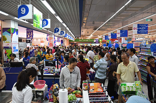 Tây Ninh sắp khai trương siêu thị Co.opmart thứ 3 - 2