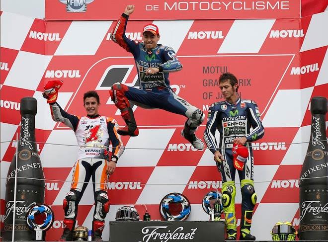 """Đua xe MotoGP: """"Xứ sở anh đào"""" đón tam đại anh hùng kịch chiến 3"""