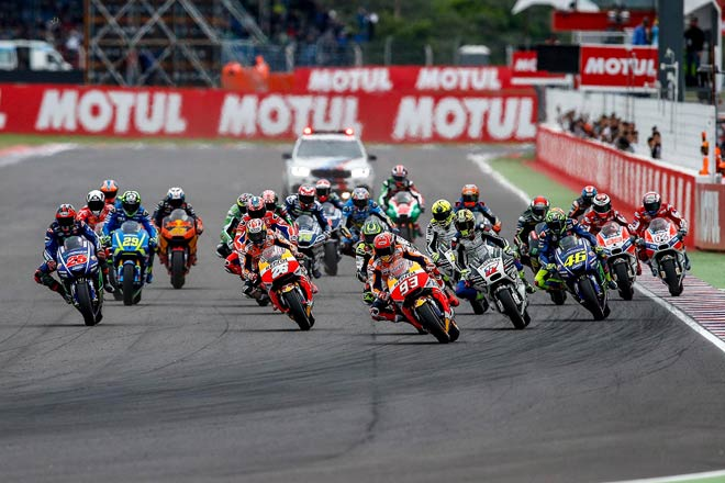 """Đua xe MotoGP: """"Xứ sở anh đào"""" đón tam đại anh hùng kịch chiến 4"""
