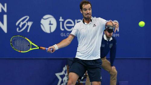 Chi tiết Federer - Gasquet: Tấn công liên tục, chiến quả xứng đáng (KT) 5