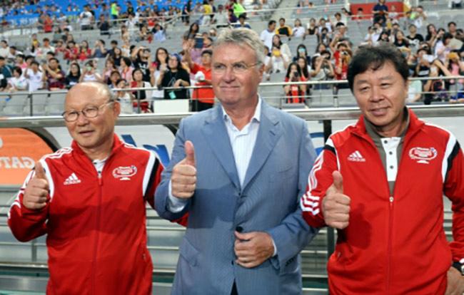 Thầy mới Công Phượng, HLV Park Hang Seo và bầu Đức tung chiêu - ảnh 2