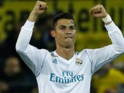 Bóng đá - Ronaldo và tháng 10: Như cá gặp nước, quyết bắt kịp Messi giày Vàng
