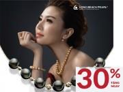 Long Beach Pearl ưu đãi 30% tri ân phái đẹp ngày Phụ nữ Việt Nam 20/10