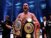 Boxing:  Gã hề  Manchester trở lại, thách đấu tất cả cao thủ thế giới