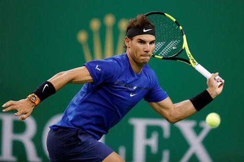 Chi tiết Nadal - Dimitrov: Đuối sức & trả giá đắt (KT) 3