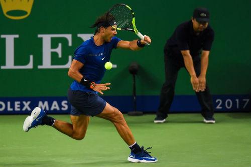 Chi tiết Nadal - Dimitrov: Đuối sức & trả giá đắt (KT) 4