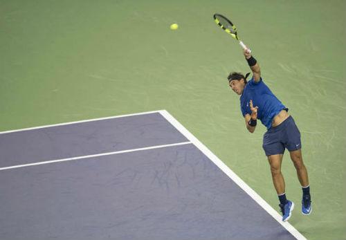 Chi tiết Nadal - Dimitrov: Đuối sức & trả giá đắt (KT) 5