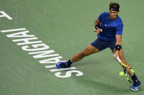Chi tiết Nadal - Dimitrov: Đuối sức & trả giá đắt (KT) 6