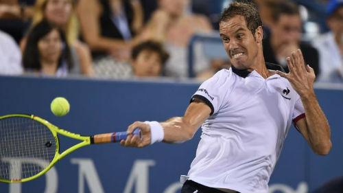 Chi tiết Federer - Gasquet: Tấn công liên tục, chiến quả xứng đáng (KT) 3