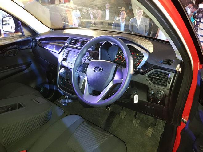 Xe nội địa giá rẻ Mahindra KUV100 NXT chỉ 153 triệu đồng - 3