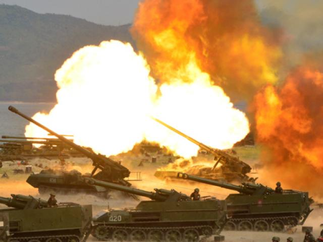 """Mỹ dùng ngoại giao với Triều Tiên tới khi """"bom được thả"""" - 2"""