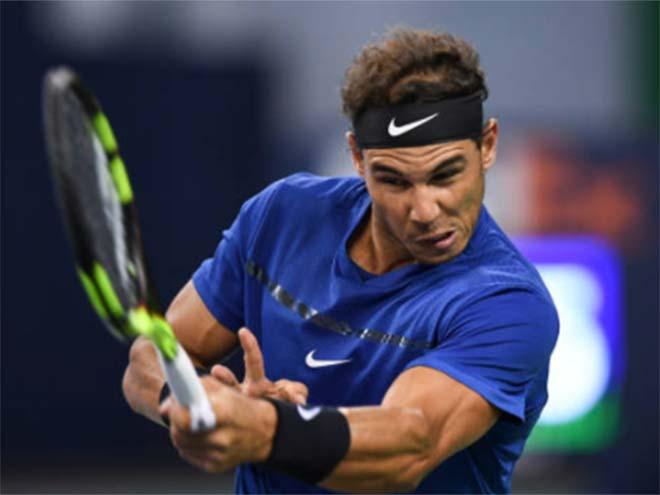Nadal - Cilic: 131 phút bão tố (Bán kết Thượng Hải) 1
