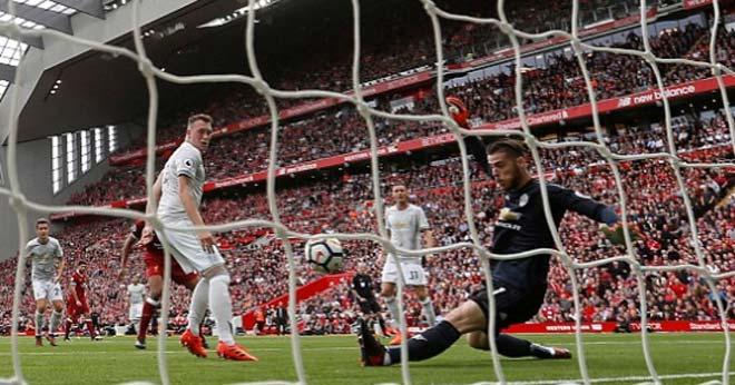 """Liverpool - MU: Dội bão tố lên """"Quỷ Đỏ"""" (Vòng 8 Ngoại hạng Anh) 1"""