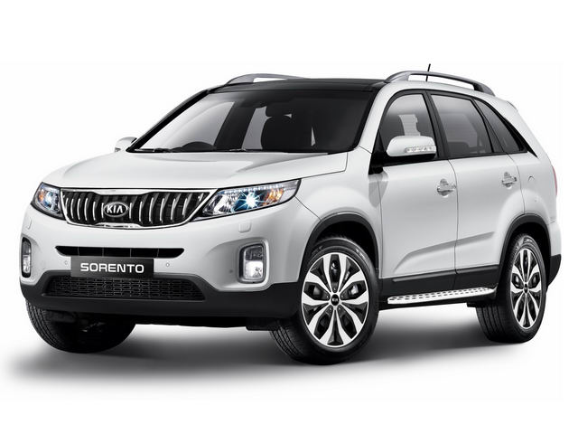 SUV 7 chỗ rẻ nhất Việt Nam: Kia Sorento 798 triệu đồng