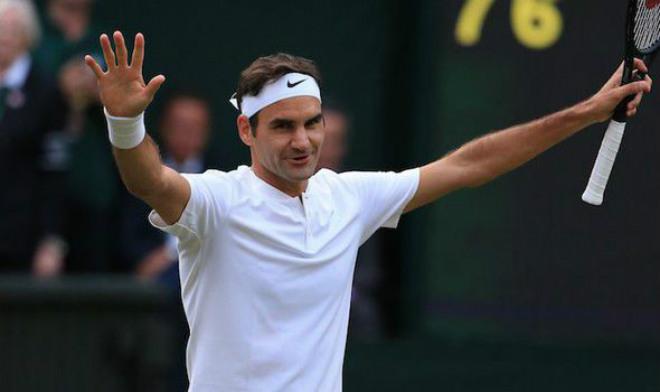 """Federer - Del Potro: Đẳng cấp """"như thần"""", chung kết trong mơ (Bán kết Thượng Hải Masters)"""