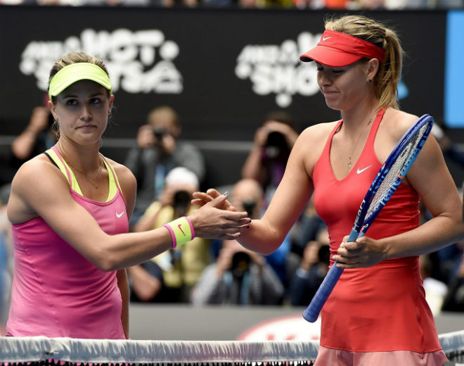 Mỹ nhân tennis Bouchard khoe thân hình quyến rũ mặc thiên hạ xì xèo 1