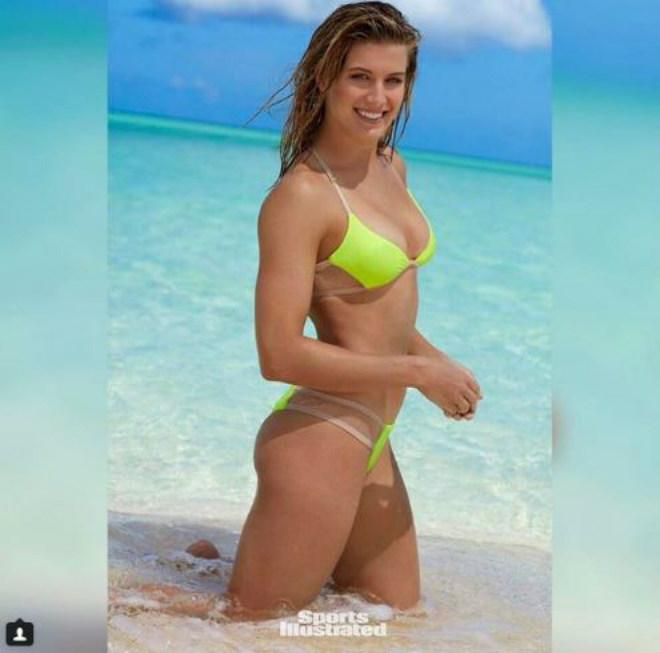 Mỹ nhân tennis Bouchard khoe thân hình quyến rũ mặc thiên hạ xì xèo 9