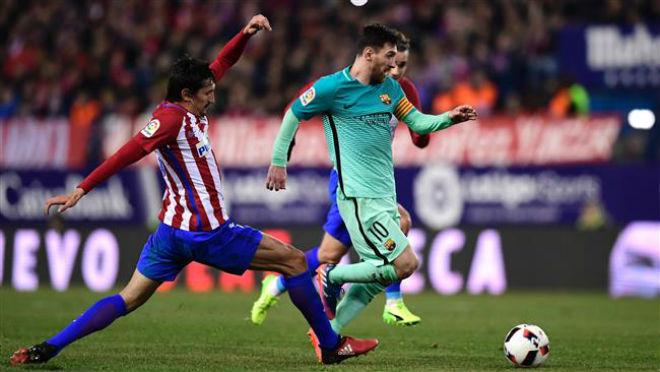 """Atletico Madrid – Barcelona: Chờ Messi công phá """"pháo đài"""" mới - 1"""