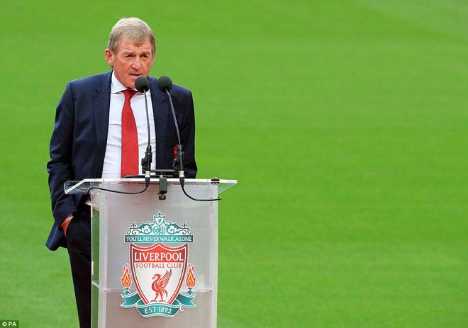 TRỰC TIẾP bóng đá Liverpool - MU: The Kop tri ân huyền thoại trước đại chiến 21