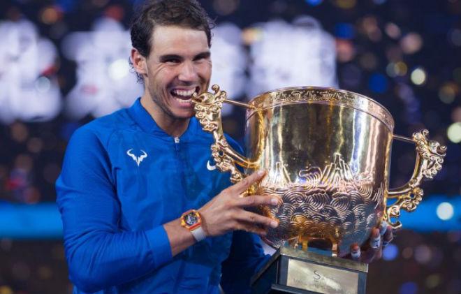 Chi tiết Nadal - Cilic: Tie-break định đoạt (KT) 3