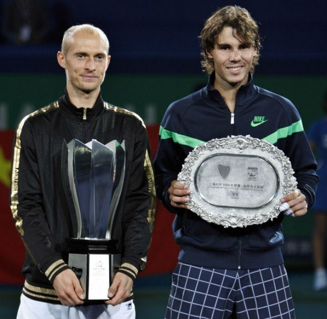 Chi tiết Nadal - Cilic: Tie-break định đoạt (KT) 5