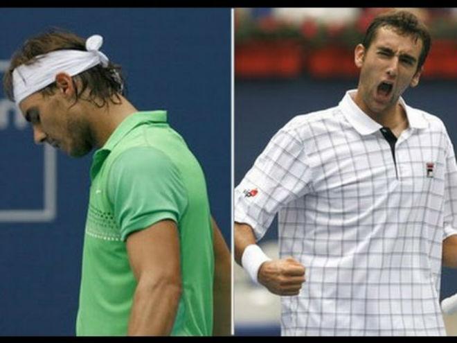 Chi tiết Nadal - Cilic: Tie-break định đoạt (KT) 4