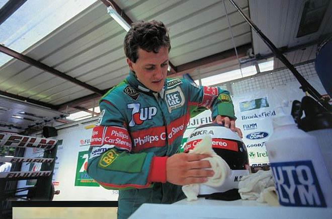 Đua xe F1: 6 cái tên đã làm thay đổi thế giới công thức 1 1