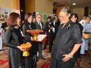 Giáo viên VN nhận giải thưởng của công chúa Thái Lan