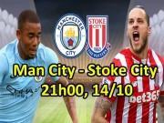 Man City - Stoke City: Cao nhân Guardiola  & amp; giấc mộng tháng 10