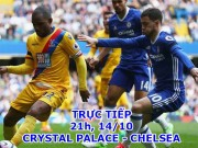 Chi tiết Crystal Palace - Chelsea: Địa chấn ở Selhurst Park (KT)