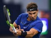 Thể thao - Nadal - Cilic: 131 phút bão tố (Bán kết Thượng Hải)