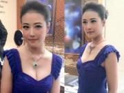 """Vợ cũ  """" Triển Chiêu sinh ở Việt Nam """"  U60 vẫn đẹp quên tuổi"""