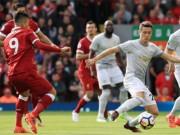 """Bóng đá - Liverpool - MU: Dội bão tố lên """"Quỷ Đỏ"""" (Vòng 8 Ngoại hạng Anh)"""