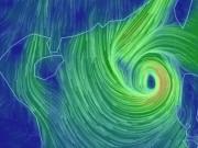 Bão số 11 tăng cấp chóng mặt, áp sát quần đảo Hoàng Sa