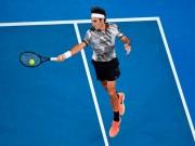 Thể thao - Clip hot tennis: Federer - Del Potro tạo siêu phẩm, khán giả hết vỗ tay lại ôm đầu