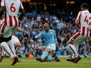Bóng đá - Man City - Stoke: Không tưởng đại tiệc 9 bàn thắng (vòng 8 Ngoại hạng Anh)