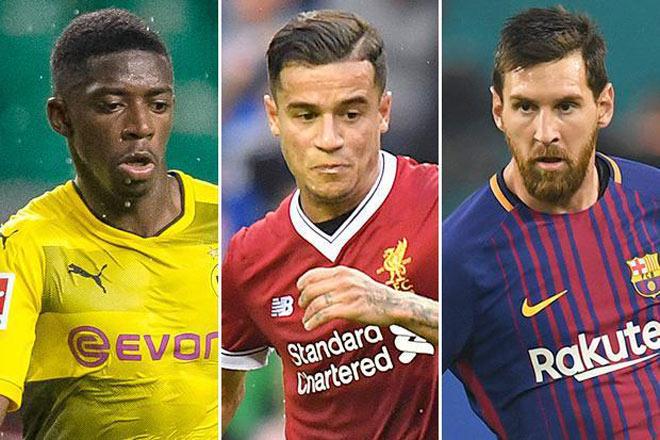 """""""Ông trùm"""" Messi đòi Barca mua 4 SAO, lật đổ Real – Ronaldo - 1"""