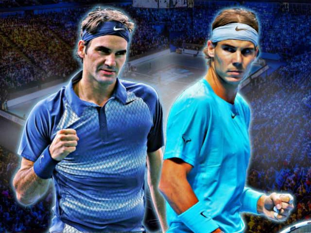 """Chung kết Thượng Hải Masters: Nadal tự tin lập kỷ lục, Del Potro """"cược"""" Federer 4"""