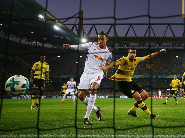 Dortmund - Leipzig: Điên rồ 2 thẻ đỏ, 5 bàn thắng
