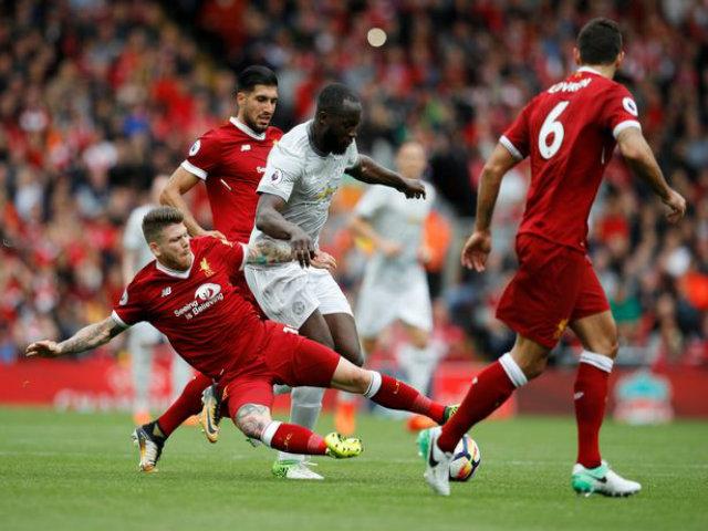 MU: Lukaku thoát án đá vào mặt Lovren, Liverpool cay cú 4