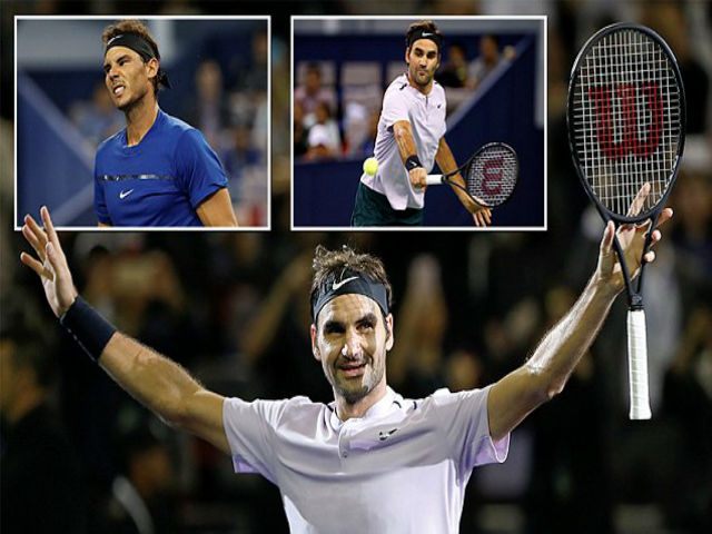 """Federer vô địch Thượng Hải: Đến tuổi 50 sợ gì Nadal """"hết hơi"""" 4"""