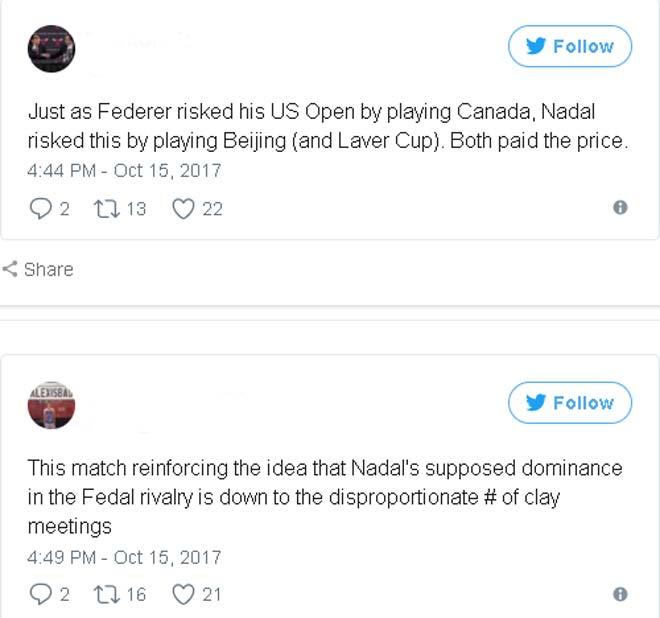 """Federer vô địch Thượng Hải: Đến tuổi 50 sợ gì Nadal """"hết hơi"""" 2"""
