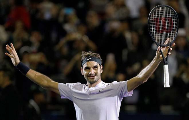 """Federer vô địch Thượng Hải: Đến tuổi 50 sợ gì Nadal """"hết hơi"""" 1"""