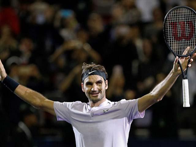 Federer hạ Nadal 5 lần liên tiếp: Mưa kỷ lục, bệ phóng tranh số 1 2