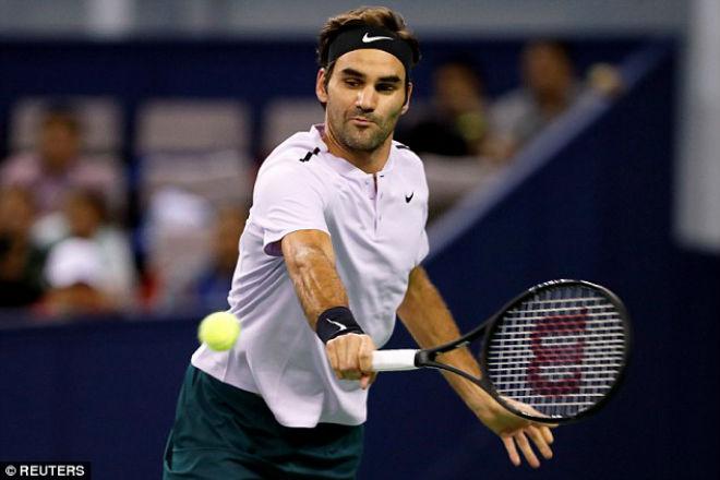 """Chung kết Thượng Hải Masters: Federer """"hành hạ"""" Nadal & phút giây vỡ òa 3"""